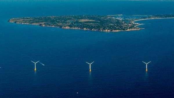Ветровые электростанции Северной Атлантики способны обеспечить электричеством весь мир