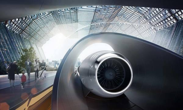 Hyperloop появится в Индии через семь лет