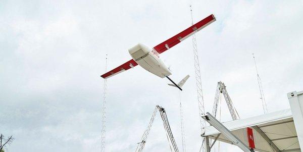 Американцы создали самый быстрый в мире дрон для коммерческой доставки