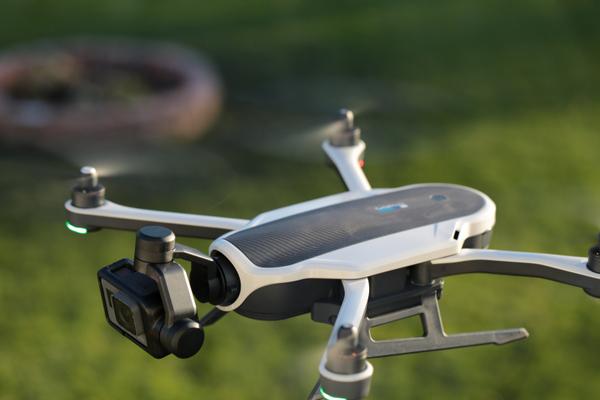 GoPro отозвала свой первый дрон спустя 16 дней продаж