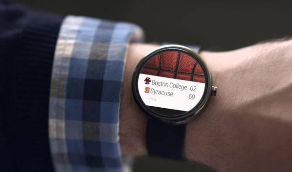 В начале 2017 года Google выпустит новые «умные» часы