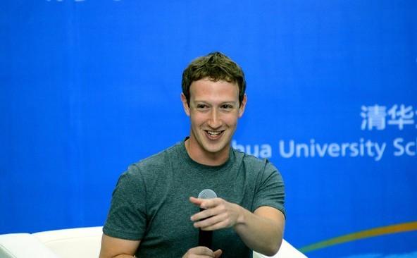 Цукерберг побеседовал на мандаринском с китайскими студентами