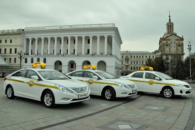 Uber будет работать через местные украинские компании