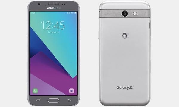 Samsung представил новую версию смартфона Galaxy J3