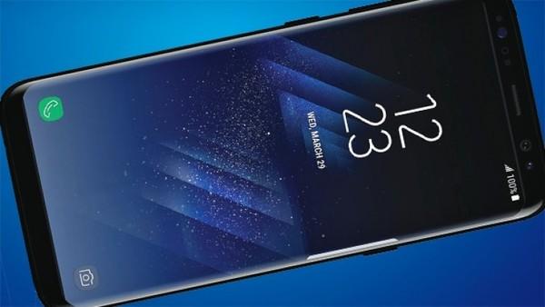 Samsung Galaxy S8 засветился на живых фото в пяти цветах