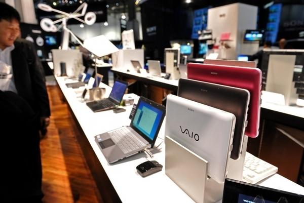 Vaio отказалась объединяться с Toshiba и Fujitsu на рынке ПК
