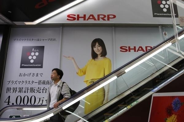Foxconn официально начинает переговоры о приобретении дисплейного бизнеса Sharp