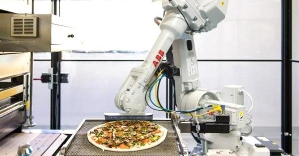 Американский стартап по производству пиццы с помощью роботов привлёк $48 млн