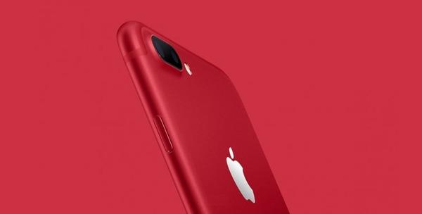 Apple представила красный iPhone и другие новинки