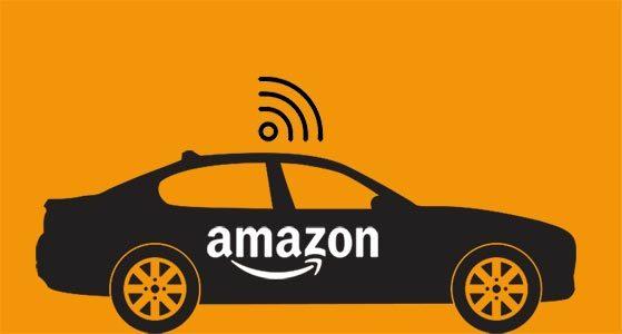 Amazon собрал команду для изучения беспилотных автомобилей
