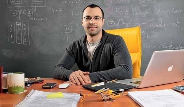 Роман Хмиль создаст IT-компанию и общественный фонд