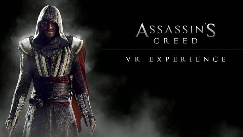 Виртуальная реальность перенесет игроков в тело героя Assassin's Creed