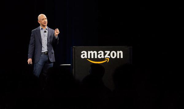 Капитализация Amazon впервые превысила триллион долларов