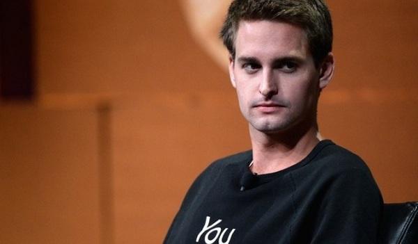 Сооснователь Snapchat Эван Шпигель стал самым высокооплачиваемым гендиректором США
